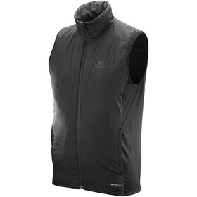 Salomon Drifter Gilet mi-long Homme, black